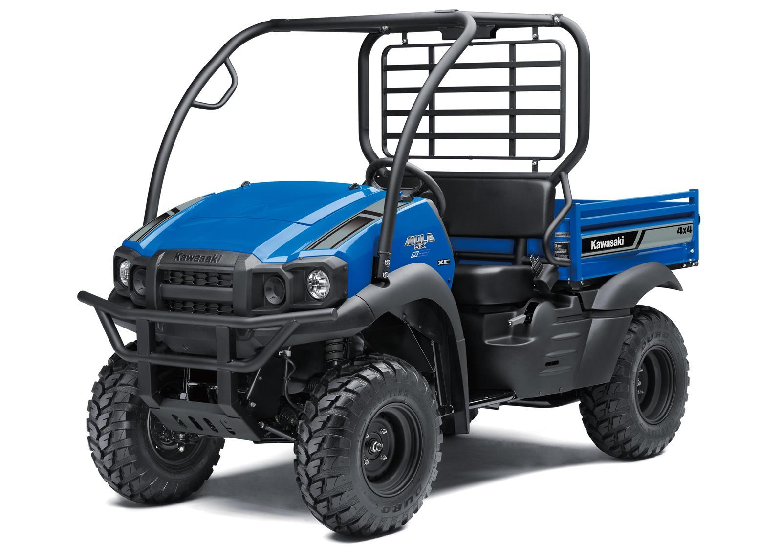 MULE SX 4X4 XC 2020 - United Motors