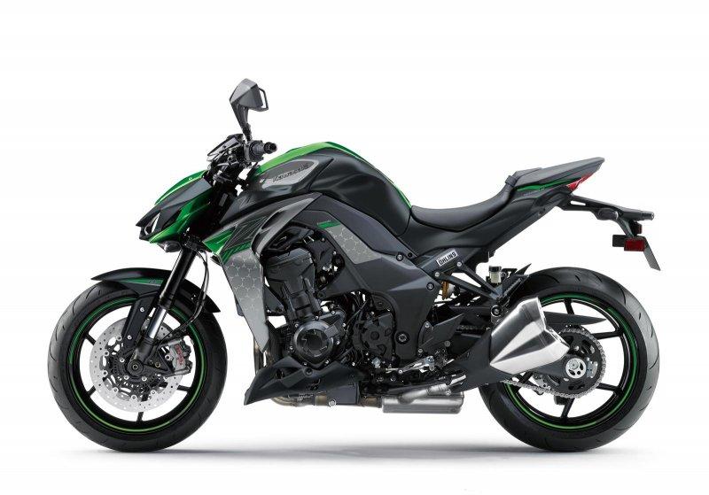 More Photos and Video of the 2014 Kawasaki Z1000 - Asphalt